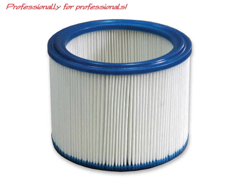 Industrial Blower Filters : Pes filter for industrial vacuum cleaner nilfisk attix